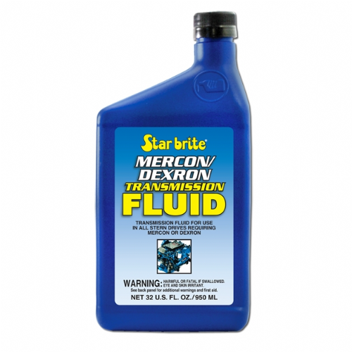 Starbrite Mercon/Dexron Transmission Fluid - 950ml